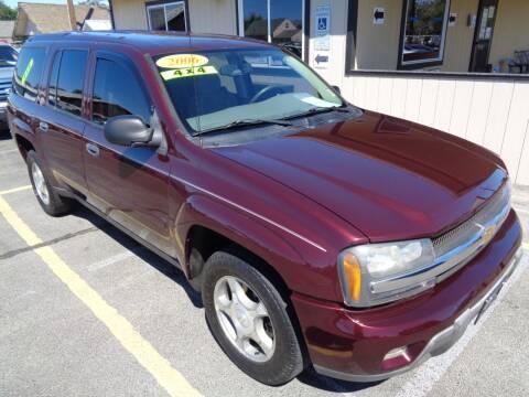 2006 Chevrolet TrailBlazer EXT for sale at BBL Auto Sales in Yakima WA