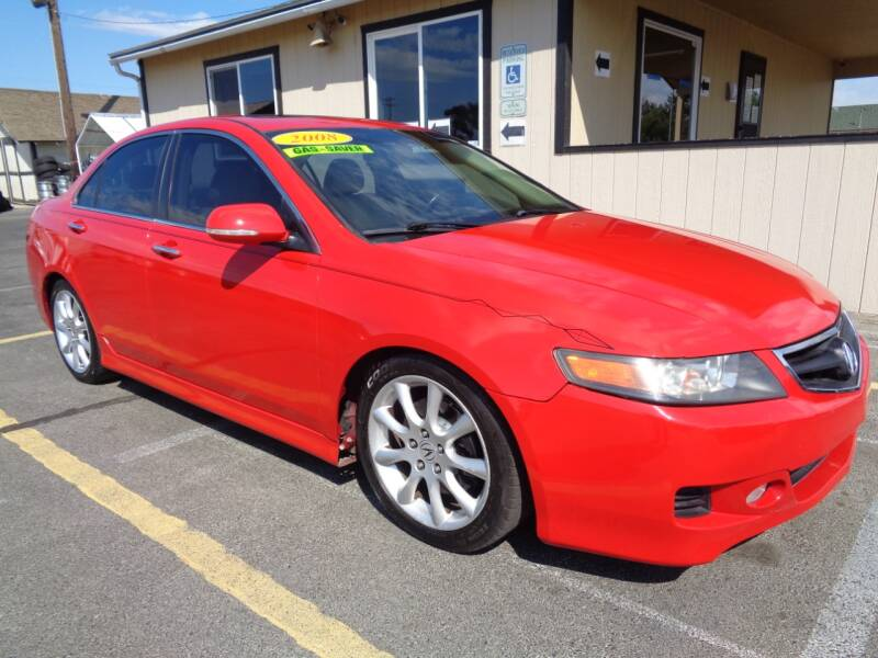 2008 Acura TSX for sale at BBL Auto Sales in Yakima WA