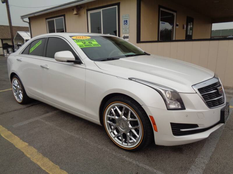 2015 Cadillac ATS for sale at BBL Auto Sales in Yakima WA