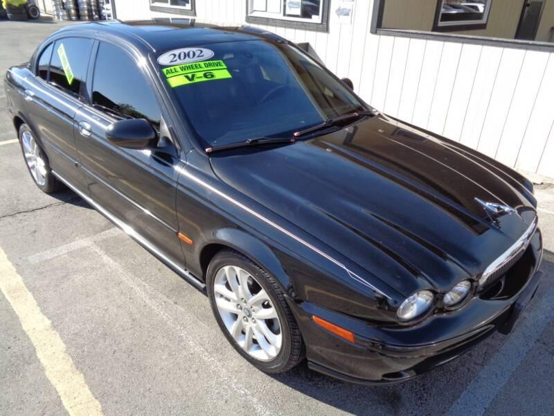 2002 Jaguar X-Type for sale at BBL Auto Sales in Yakima WA