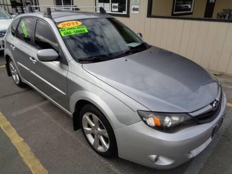 2011 Subaru Impreza for sale at BBL Auto Sales in Yakima WA
