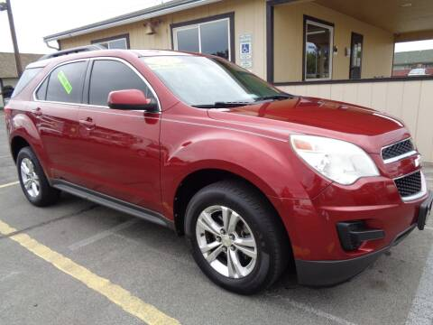 2012 Chevrolet Equinox for sale at BBL Auto Sales in Yakima WA