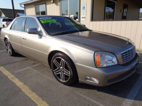 2004 Cadillac DeVille for sale at BBL Auto Sales in Yakima WA