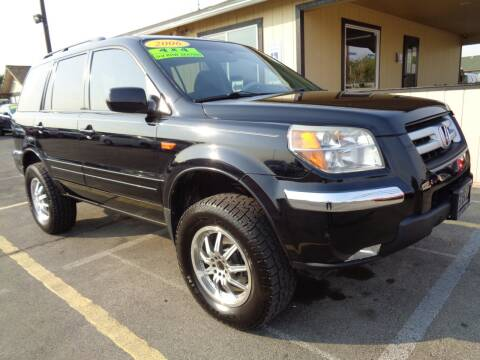 2006 Honda Pilot for sale at BBL Auto Sales in Yakima WA
