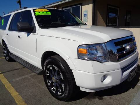 2012 Ford Expedition EL for sale at BBL Auto Sales in Yakima WA