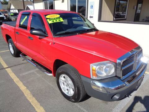 2005 Dodge Dakota for sale at BBL Auto Sales in Yakima WA