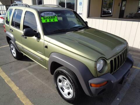 2004 Jeep Liberty for sale at BBL Auto Sales in Yakima WA
