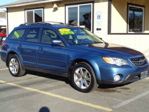 2008 Subaru Outback for sale at BBL Auto Sales in Yakima WA
