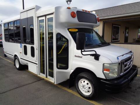 2009 Ford E-Series Chassis for sale at BBL Auto Sales in Yakima WA