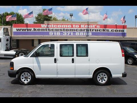 2011 GMC Savana Cargo for sale in Collinsville, OK