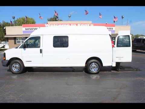2003 GMC Savana Cargo for sale in Collinsville, OK