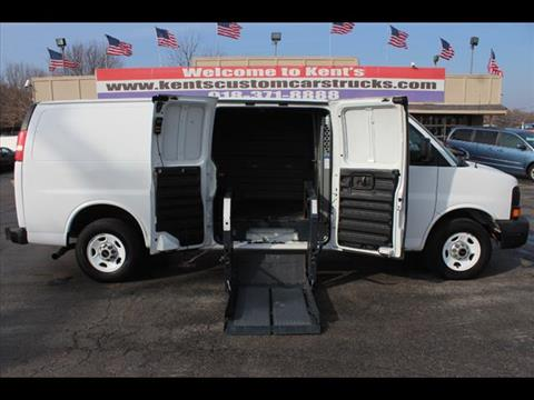 2008 GMC Savana Cargo for sale in Collinsville, OK