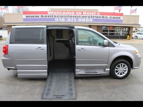 2014 Dodge Grand Caravan for sale at Kents Custom Cars and Trucks in Collinsville OK