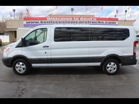 2018 Ford Transit Passenger for sale in Collinsville, OK