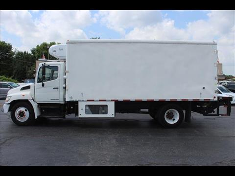 2008 Hino 338 for sale in Collinsville, OK