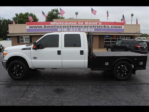 2014 Ford F-250 Super Duty for sale at Kents Custom Cars and Trucks in Collinsville OK