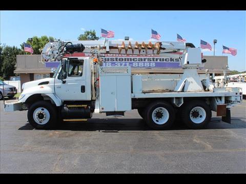 2004 International WorkStar 7400 for sale in Collinsville, OK