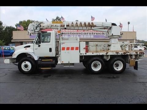 2004 International WorkStar 7400 for sale in Collinsville, OK