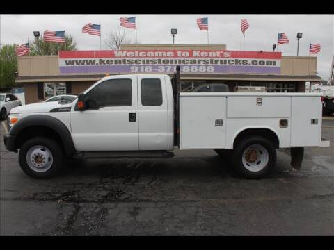 2013 Ford F-450 Super Duty for sale at Kents Custom Cars and Trucks in Collinsville OK