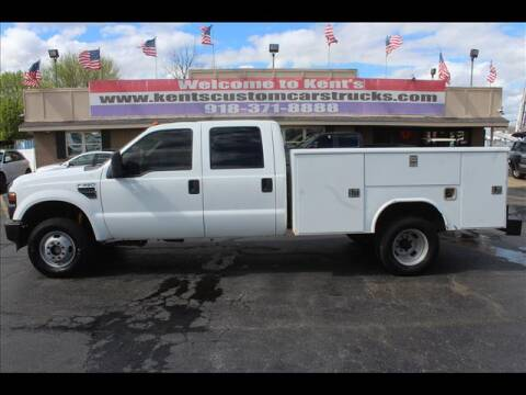 2008 Ford F-350 Super Duty for sale at Kents Custom Cars and Trucks in Collinsville OK