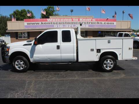 2013 Ford F-350 Super Duty for sale at Kents Custom Cars and Trucks in Collinsville OK