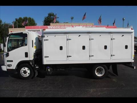 2013 Isuzu NPR for sale at Kents Custom Cars and Trucks in Collinsville OK