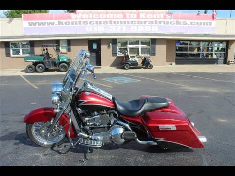 2004 Harley-Davidson FLHR for sale at Kents Custom Cars and Trucks in Collinsville OK