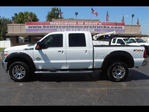 2011 Ford F-350 Super Duty for sale at Kents Custom Cars and Trucks in Collinsville OK