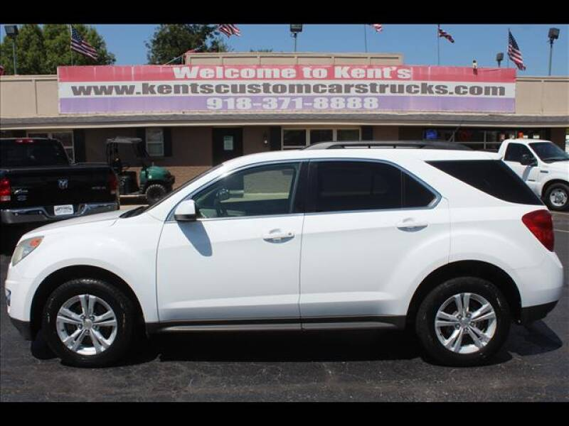 2011 Chevrolet Equinox for sale at Kents Custom Cars and Trucks in Collinsville OK