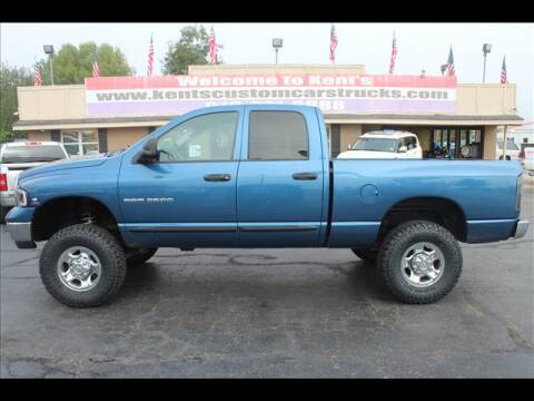 2005 Dodge Ram Pickup 2500 for sale at Kents Custom Cars and Trucks in Collinsville OK