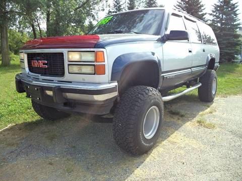 1994 GMC Suburban for sale in Charlotte, MI