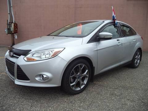 2013 Ford Focus for sale in Charlotte, MI