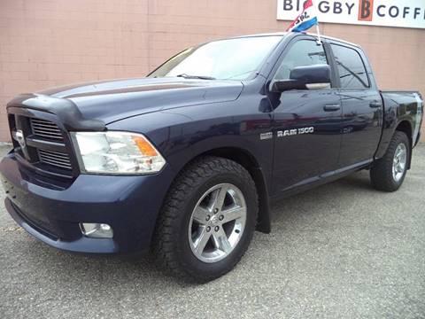 2012 RAM Ram Pickup 1500 for sale in Charlotte, MI