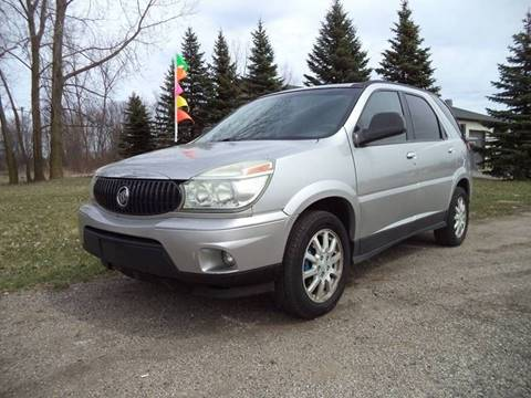 2006 Buick Rendezvous for sale in Charlotte, MI