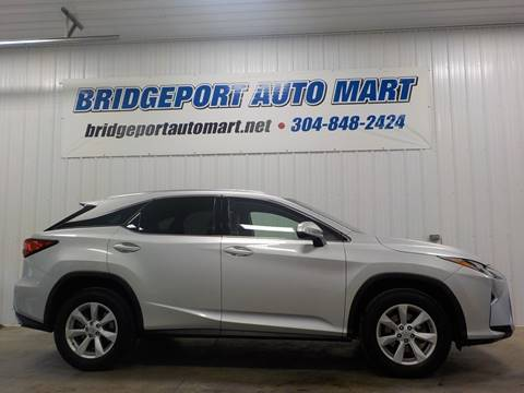 2016 Lexus RX 350 for sale in Bridgeport, WV