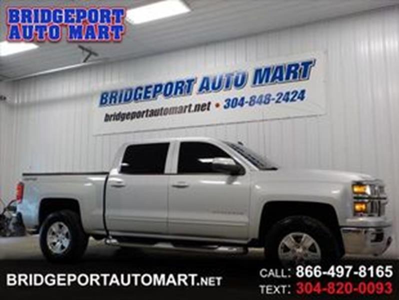 2015 Chevrolet Silverado 1500 1LT In Bridgeport WV - Bridgeport Auto