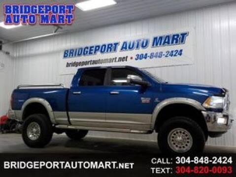 2010 Dodge Ram Pickup 3500 for sale at Bridgeport Auto Mart in Bridgeport WV