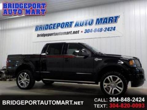 2007 Ford F-150 for sale at Bridgeport Auto Mart in Bridgeport WV