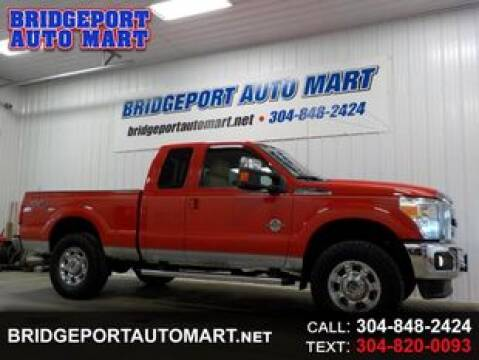 2013 Ford F-250 Super Duty for sale at Bridgeport Auto Mart in Bridgeport WV