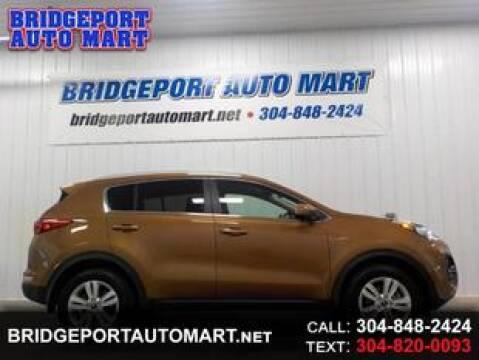 2019 Kia Sportage for sale at Bridgeport Auto Mart in Bridgeport WV