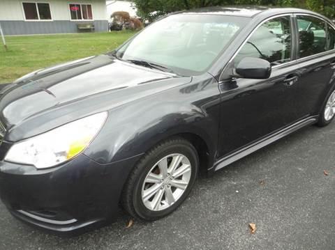 2011 Subaru Legacy for sale at Ed Davis LTD in Poughquag NY