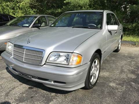 2000 Mercedes-Benz C-Class for sale in Poughquag, NY
