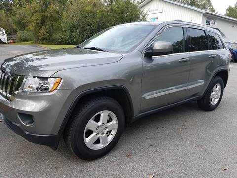 2011 Jeep Grand Cherokee for sale at Ed Davis LTD in Poughquag NY
