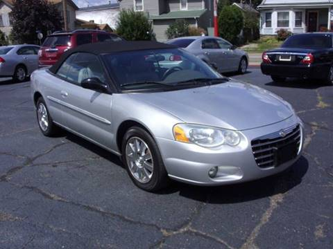 2004 Chrysler Sebring for sale in Canal Fulton, OH