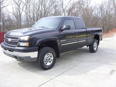 2005 Silverado For Sale >> 2005 Chevrolet Silverado 2500hd For Sale In Massillon Oh