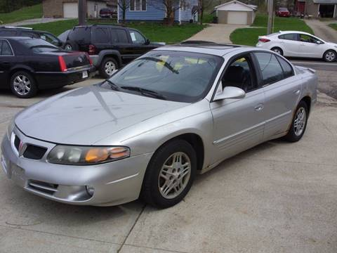 2005 Pontiac Bonneville for sale in Massillon, OH