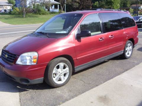 2005 Ford Freestar for sale in Massillon, OH