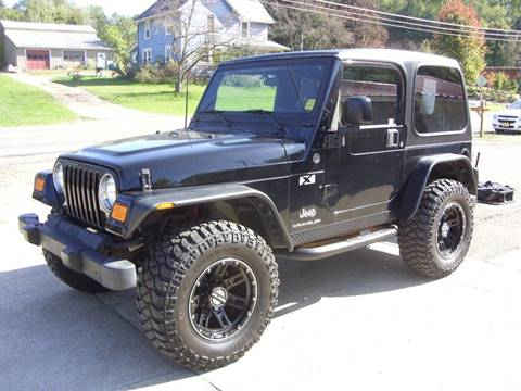 2005 Jeep Wrangler for sale in Massillon, OH