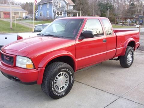 2001 GMC Sonoma for sale in Massillon, OH