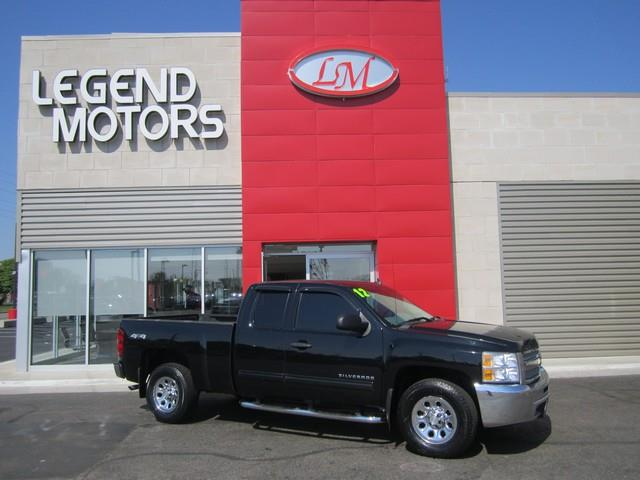 2012 Chevrolet Silverado 1500  Miles 97588Color BLACK Stock 7538C VIN 1GCRKREA9CZ339296